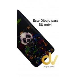 A5 2020 Oppo Funda Dibujo 5D Oso Panda