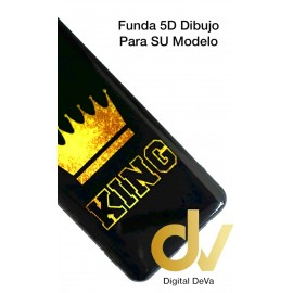 A73 / F17 Oppo Funda Dibujo 5D King