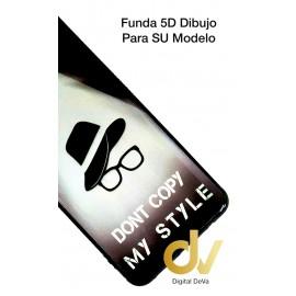 A73 / F17 Oppo Funda Dibujo 5D Style