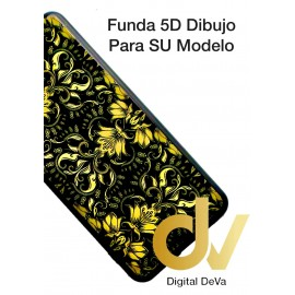 Psmart 2021 Huawei Funda Dibujo 5D Mandala