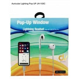 Auricular Lighting Pop UP JH-103C
