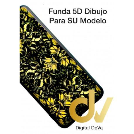 S21 5G Samsung Funda Dibujo 5D Mandala