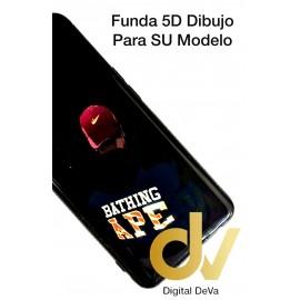 A73 / F17 Oppo Funda Dibujo 5D Ape