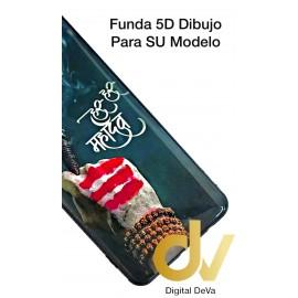 A73 / F17 Oppo Funda Dibujo 5D Har Har