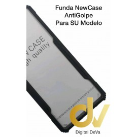 Mi 10T Xiaomi Funda NewCase Antigolpe Negro