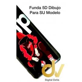 Redmi Note 9 Xiaomi Funda Dibujo 5D Supr