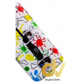 iPhone 7G / 8G Funda Trivial Dibujo CALAVERAS
