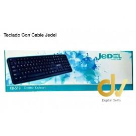Teclado Con Cable Jebel