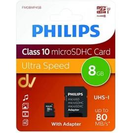 Memoria SD Philips 8GB