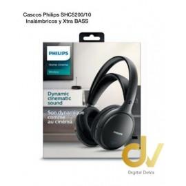 Cascos Inalámbricos PHILIPS SHC5200/10