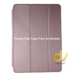 iPad Pro 12.9 2018 Rosa Dorado Funda Folio Case