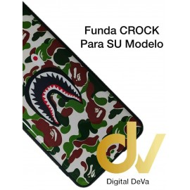 A02S Samsung Funda Dibujo 5D Crock