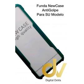 iPhone 12 Pro Max 6.7 Funda NewCase Antigolpe Verde
