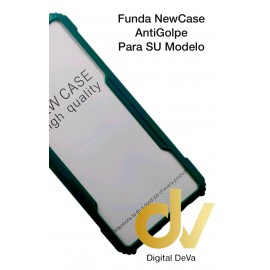 iPhone 12 Pro 6.1 Funda NewCase Antigolpe Verde