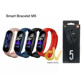 Smart Bracelete M5 Azul