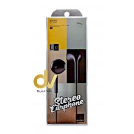 Auricular Pods Microfono U19 Negro