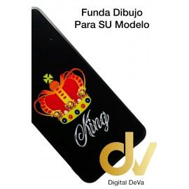 A5S Oppo Funda Dibujo 5D King