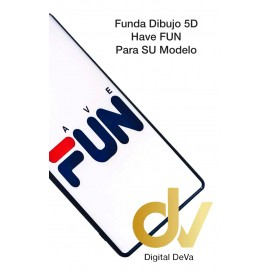 A30S Samsung Funda Dibujo 5D Have Fun