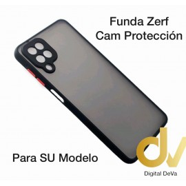 A31 Samsung Funda Zerf Cam Proteccion Negro