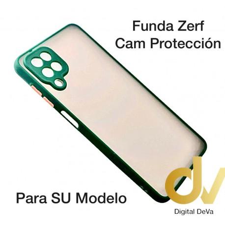 A31 Samsung Funda Zerf Cam Proteccion Verde