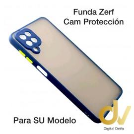 A21S Samsung Funda Zerf Cam Proteccion Azul