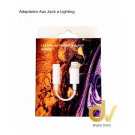 Adaptador Aux 3.5MM A Lightning