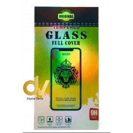 A20S Samsung Negro Cristal Full Glue Glass