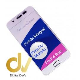 S8 Plus Samsung Funda Doble Cara Transparente