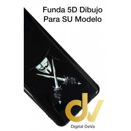 Poco X3 Xiaomi Funda Dibujo 5D Anonimo
