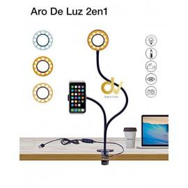 Aro De Luz 2en1