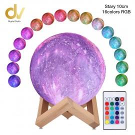 Bola De Luz  STARY 16 Colors 10cm