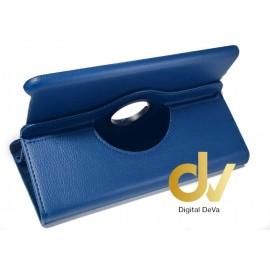 P200 / A 8.0 Samsung Azul Funda Tab Giratoria