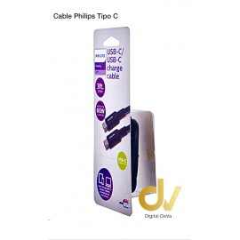 Cable Usb a Tipo-C  PHILIPS DLC4103A
