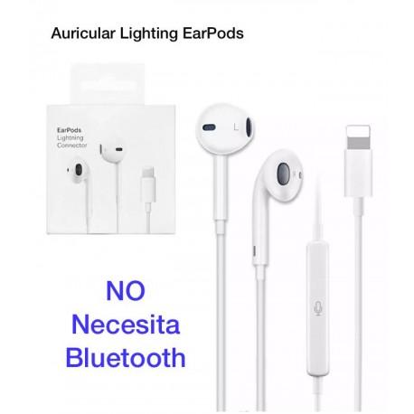 Auricular Lighting Earpods Directo