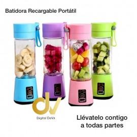 Batidora Recargable Portatil