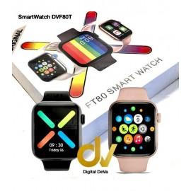 Smart Watch DVTF80 Negro