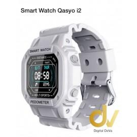 Smart Watch Qasyo I2 Blanco