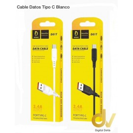 Cable Datos D01 Tipo C