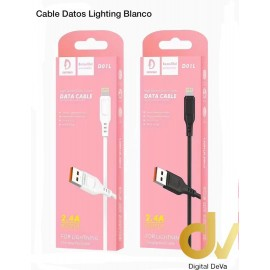 Cable Datos D01 Lighting iPhone