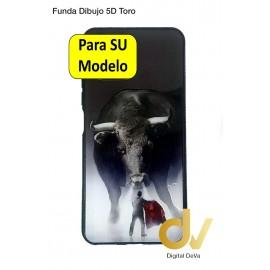 iPhone 12 Pro Max 6.7 Funda Dibujo 5D Toro