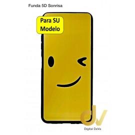 Redmi Note 10S Xiaomi Funda Dibujo 5D Sonrisa