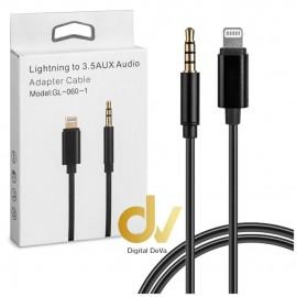 Cable Audio Jack Para Lighting  GL-060-1