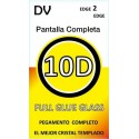 iPHONE CRISTAL Completo Full Glue 5D / 9D / 10D