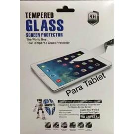 CRISTAL Templado Tablet 9H 2.5D SAM