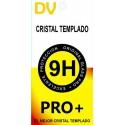 CRISTAL Templado 9H 2.5D ONE PLUS